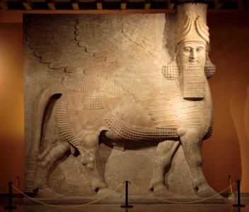 ASSYRIAN DIETY