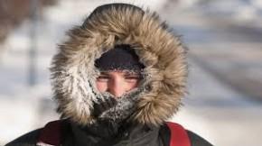 cold parka