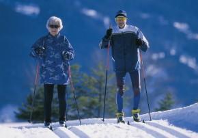 Senior Skiers