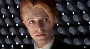 Bowie Fall To Earth