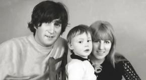 John, Cynthia, Julian
