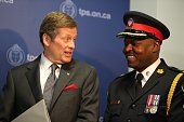 Mark Saunders Named New Toronto Chief Of Police