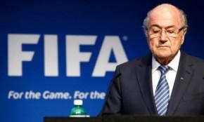 Blatter Resigns