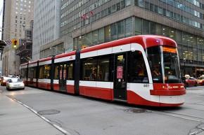 ttc -streetcar-flexity
