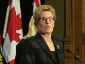 Premier Wynne
