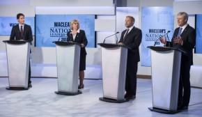federal-leaders-debate-in-toronto