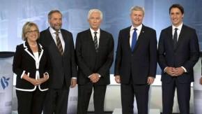 Five leaders