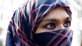Niqab Zunera Ishaq