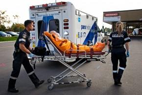 TO paramedics