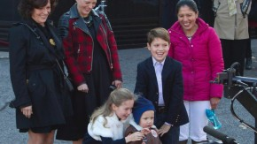 Trudeaus and nannies
