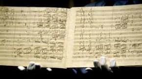 beethoven sheet music.
