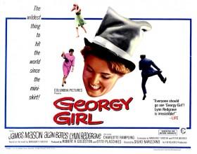 Georgy Girl Poster