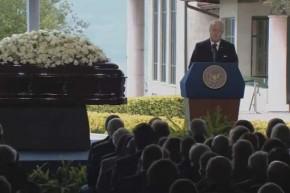 Mulroney Reagan Funeral