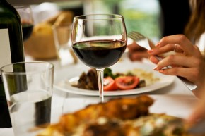 wine-with-dinner