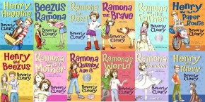 Beverlyl Cleary Books