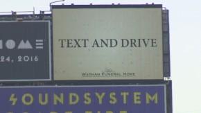 text-and-drive-billboard