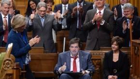 Mauril Belanger O Canada