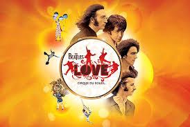 Cirque's Beatles