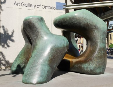 Henry moore ago