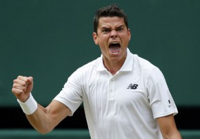 Raonic Wimbledon
