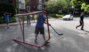 TO street hockey